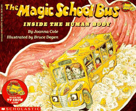 Magic school bus anatomy 8743249 - follow4more.info